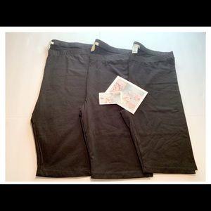 Pants - Women Biker Shorts